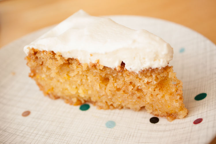 Cake Recipes Using Lemon Extract: Moist Orange Cake Recipe