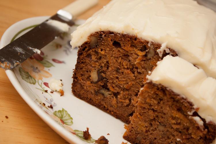 Groundnut Cake Recipe